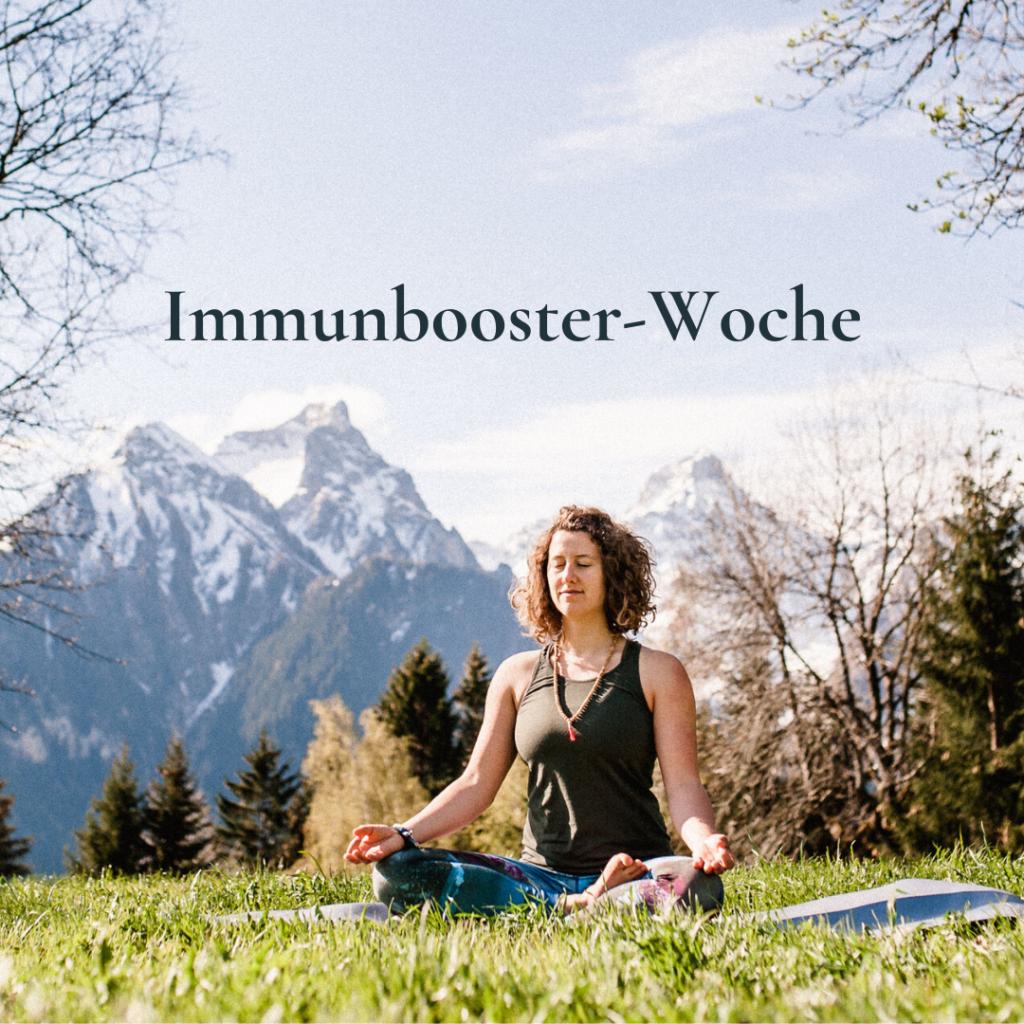 Immunbooster-Woche